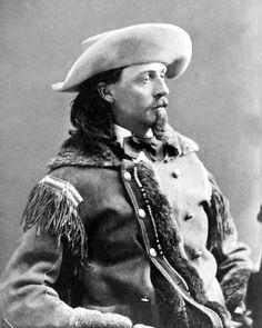 US Soldier Showman Buffalo Bill William Cody