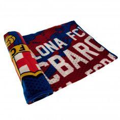 F.C. Barcelona Fleece Blanket IP
