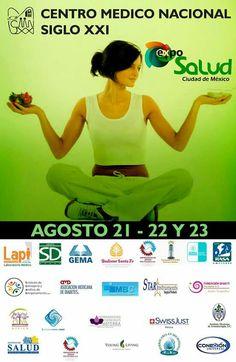 Expo salud cdmx 2015
