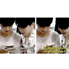 He really want people call he oppa xD lmao i'm 3 years younger than u !! Omg but  i want u to call me noona wth ©jikookdaily