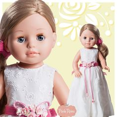 Girls Dresses, Flower Girl Dresses, Cinderella, Disney Princess, Disney Characters, Wedding Dresses, Baby, Fashion, Vestidos