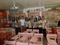 Écoliers des Philippines Bohol, Les Philippines, Classroom, Science, Class Room