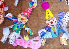 farsang People's Friend, Paper People, Techno, Winter, Projects To Try, Christmas Ornaments, Holiday Decor, Blog, Clowns