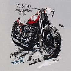 Exceptional Moto bike photos are offered on our web pages. Motorcycle Art, Bike Art, Moto Bike, Cafe Racer Style, Bike Style, Art Moto, Artwork Prints, Poster Prints, Female Werewolves