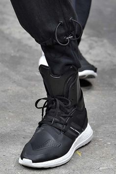 Y-3 A/W '16 Footwear Collection via ConceptKicksMore sneakers here.