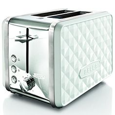 BELLA 13728 Diamonds Collection 2-Slice Toaster, White BELLA http://www.amazon.com/dp/B00F1XFG14/ref=cm_sw_r_pi_dp_S-8dub01DA3ZQ