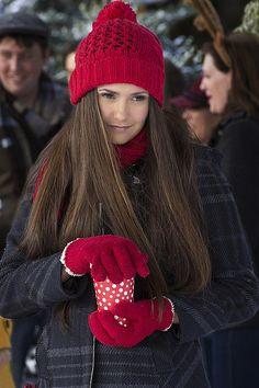 Elena's hat!