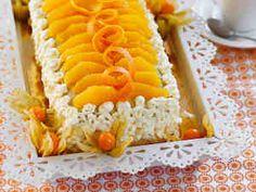 Mehevä appelsiinikakku