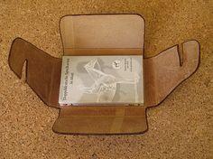 Bild 2: Spielkarten - Etui aus Rindleder; Handarbeit-SR