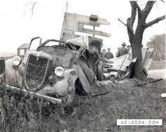 old car crash 7