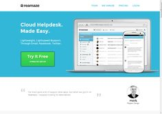 Reamaze | Simple Helpdesk for Small Businesses
