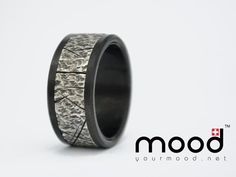 bague mood avec un addon argent - Mood Collection Mood, Jewelry Rings, Wedding Rings, Collection, Androgynous, Ring, Accessories, Bijoux, Rings