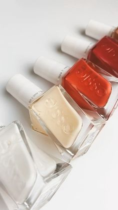 oliviamargaret__ on Instagram: my first #reels featuring the @essie sunset soirée collection! Harry Styles, Essie, My Nails, Watermelon, Nail Polish, Sugar, Collection, Instagram, Nail Polishes
