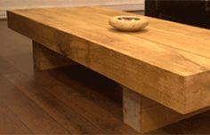 Standard Oak Sleeper Table 1.2m