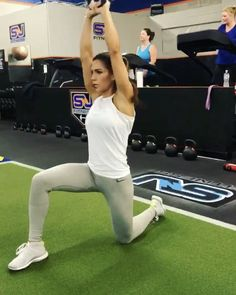 "12.4 mil curtidas, 160 comentários - Alexia Clark (@alexia_clark) no Instagram: ""Complete Core and More circuit 1. 10-15 total 2. 15 each side 3. 10-12 each side 3-5 rounds…"""