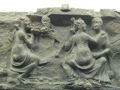 Lahore Museum. Gandhara Art.