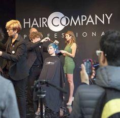 Cosmoprof 2015 .... Hair Company Professional  Academy & Club