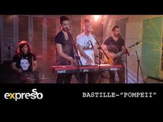 "Bastille - ""Pompeii"" on Expresso Show in South Africa -    This may be one of the best versions of this song ever. It's absolutely amazing."