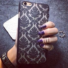 Cute iPhone 6 or 6 plus case. Ships within 1.5 weeks. KINEGA Accessories Phone Cases