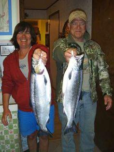 Wallowa Lake Marina Fishingpisces