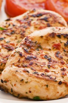Spicy Grilled Moroccan Chicken #Recipe