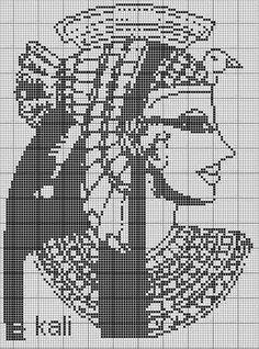 Nefertiti, found on : http://unito.gallery.ru/watch?ph=bmHP-feTkt