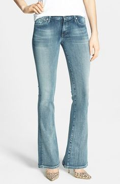 Citizens of Humanity 'Emannuelle' Slim Bootcut Jeans (Gaze) available at #Nordstrom