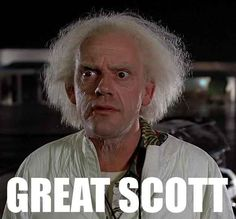 """Can't believe i missed it!!!!! The One Thing You Never Noticed In """"Back To The Future"""""""