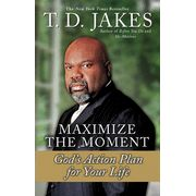 Maximize the Moment: God's Action Plan For Your Life - I read this over and over again! Sunday Worship, Td Jakes, Memoirs Of A Geisha, God Will Provide, Spirituality Books, Aleta, Reading Levels, What To Read, Self Help