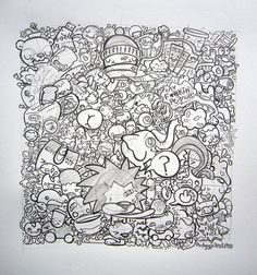 Love this doodle!