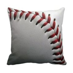 Baseball~ Pillow