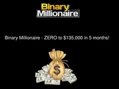 Binary Millionaire | System Review by VIP  Trader via slideshare