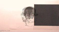 rotating head