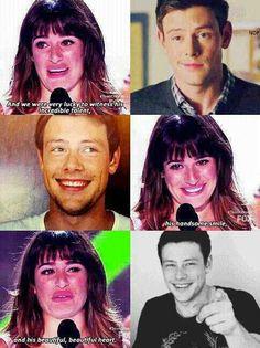 Glee - RIP Finn Hudson (Cory Monteith)