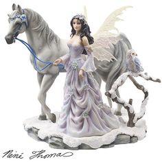 Winter Wings - Nene Thomas Fairy Figurine