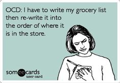 Yep, and they just redid my kroger so I don't know where anything is. Kinda messes with my OCD. .