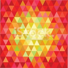 Triangular Diamond Shaped Background royalty-free stock vector art