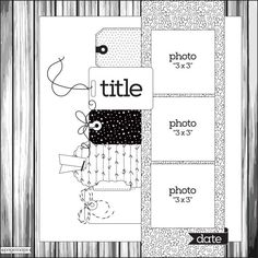 Scrapbook Layouts With Black And White Photos, Scrapbook Room Layouts and Pics of Plastic Scrapbook Layout Templates. Notebook Sketches, Scrapbook Layout Sketches, Scrapbook Templates, Scrapbook Designs, Card Sketches, Scrapbook Patterns, Disney Scrapbook, Scrapbook Cards, Map Sketch