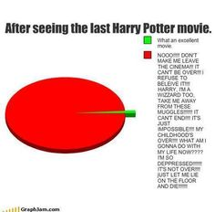 I felt like this with the series. And the Hunger Games series. I am officially a nerd. Harry Potter Love, Harry Potter Fandom, Harry Potter Memes, Potter Facts, Hogwarts, Must Be A Weasley, No Muggles, Yer A Wizard Harry, Mischief Managed