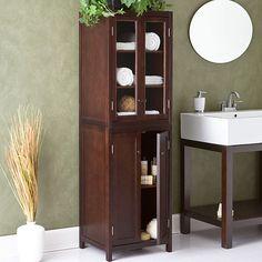 Bathroom Cabinet Storage Solutions