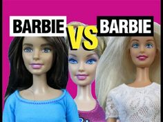 Made to Move Barbie vs Regular Barbies