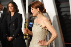 Accessories at the 2015 Oscars - Slideshow