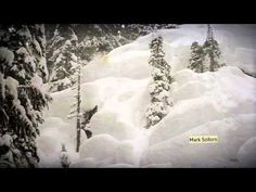 Snow Porn // Stephan Maurer, Mikey Rencz, Mark Sollors, Jeremy Jones, and Jussi Oksanen shredding.