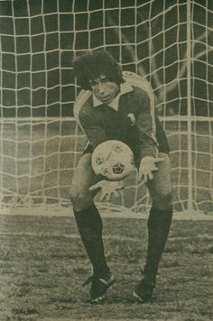 Gordon Banks #1, one of the best goalkeepers ever!