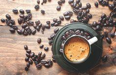 Coffee espresso, toned image. Food & Drink Photos
