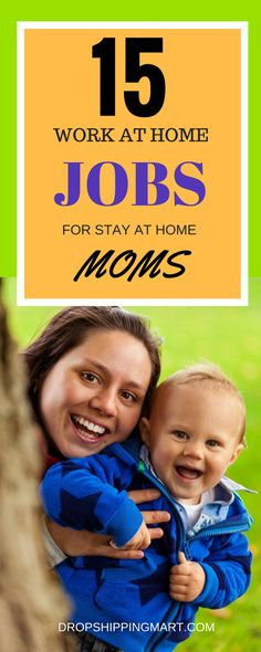 YESS!! how to make money working from home? Looking for work from home jobs? Online jobs are a great way to earn money without leaving your home.  Here are 15 home-based side hustles you can start now as home stay mom