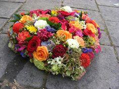 Funeral Flowers, Floral Wreath, Wreaths, Home Decor, Design, Floral Crown, Decoration Home, Door Wreaths, Room Decor