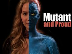 X-men First Class MUTANT AND PROUD!