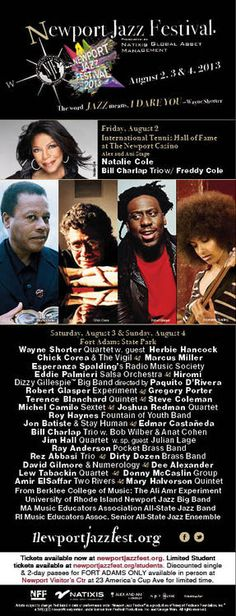 The first annual outdoor music festival in the USA Newport Jazz Festival, Chick Corea, Jazz Club, I Dare You, Classical Music, Dares, Lineup, Festivals, United States