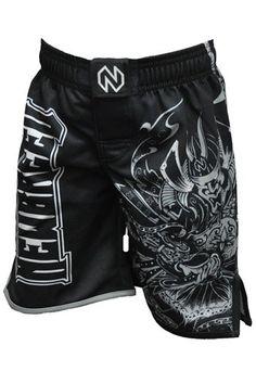 NewBreed Kids MMA Shorts - Samurai